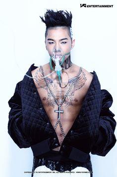 Taeyang ♡ #BIGBANG  [5th Mini Album] 2012.02