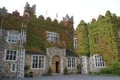 Waterford Castle Hotel, Co. Waterford, Ireland.