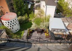 Melnikov House in Moscow
