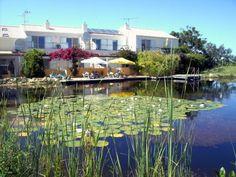Ost-Algarve, Portugal: QuintaMar (ehemaliger Bauernhof im Naturpark, 4 FeWos mit Terrasse und Meerblick, Spielplatz, kleiner Zoo, Schwimmteich).
