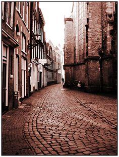 Morning in the red light district, Amsterdam, Noord-Holland Copyright: Eugene Reshetov