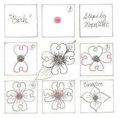"""Bark"" was inspired by the Dogwood blossom: MoonAttic"