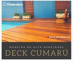 Deck Cumarú