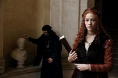 Medici: Masters of Florence - The Loves and Temptations of Cosimo De' Medici Many roads lead to greatness, but only one is the. Royal Clan, 15th Century Fashion, Medici Masters Of Florence, Cleric, Season 1, Pop Culture, It Cast, Celebrities, Image