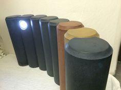 Von Hand gefertigt und in Parnterschaft mit der Firma Remei Betontechnologie auf stetige Qualität geprüft und getestet.
