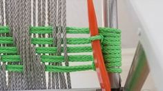 Tutorial : Macrame Chair on Vimeo More