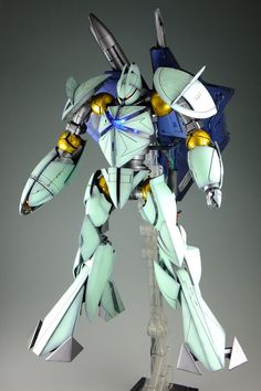 MG 1/100 Concept-X6-1-2 Turn X FULL LEDs: Work by katuo. Photoreview Big Size Images, Info http://www.gunjap.net/site/?p=223156