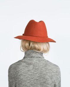 Obrázek 2 z plstěný klobouk z Zara