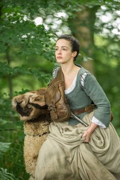 Still of Laura Donnelly in Outlander (2014)