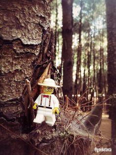 En el bosque | Geekoteca Labs | Lego