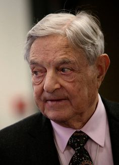 George Soros Gives $1 Million To Obama's Super PAC… >> AND IN STEPS SATAN'S HELPER.     Yes...but we know the END of the story.  God wins.