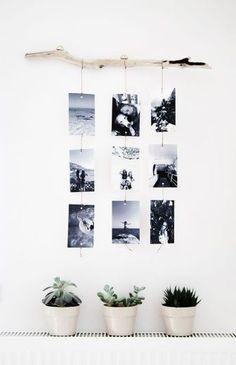 10 manières originales pour exposer ses photos