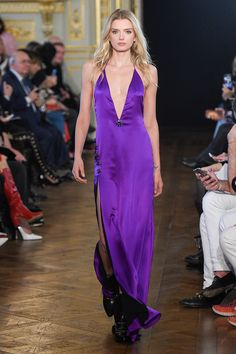 Redemption Fall 2017 Ready-to-Wear Fashion Show - Lily Donaldson