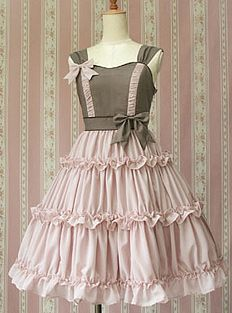 Lolita...wish there was a way to push like a hundred times. I LOVE this, just don't know what the heck I would ever wear it to.