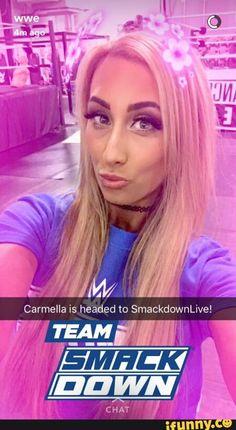 Nxt Divas, Total Divas, Wrestling Divas, Women's Wrestling, Ruby Rose Hair, Wwe Women's Championship, Wwe Edge, Carmella Wwe, Surf Tattoo