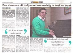 Italian Entertainment | Massimo Mea - Een showman uit Hollywood woonachtig in Beek en Donk.