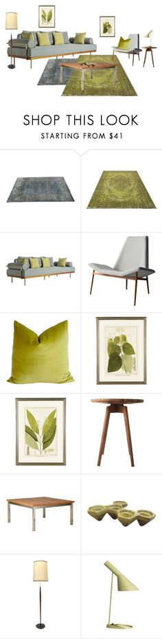 """danish modern aesthetic"" by piplusc ❤ liked on Polyvore featuring interior, interiors, interior design, home, home decor, interior decorating, Safavieh, Modloft, Ballard Designs and Barlow Tyrie"