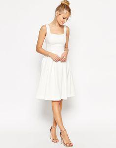 Image 1 ofASOS Debutante Midi Dress