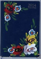 HAND PAINTED ROSES A5 2014 DAY TO VIEW DIARY BARGE CANAL NARROW BOAT WARE Castle Painting, Boat Painting, One Stroke Painting, Painted Roses, Hand Painted, Canal Boat Art, Barge Boat, Narrow Boat, Folk Style