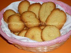 Ricetta Biscotti di Meliga da Vaniglia, Zenzero e Cannella - Petit Chef