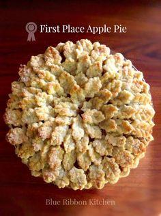 Blue Ribbon Kitchen: Prize-Winning apple cake
