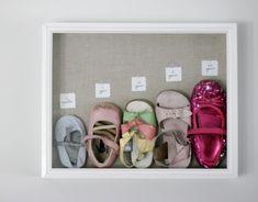 Newborn Shadow Box Ideas For Keeping The Memories! 🎀🎀😍 Newborn Shadow Box Ideas For Keeping The Memories! Newborn Shadow Box, Diy Bebe, Shoe Display, Display Ideas, Display Pictures, Display Boxes, Baby Memories, Memories Box, Baby Keepsake