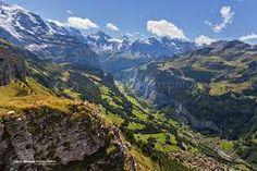 Resultado de imagem para lauterbrunnen