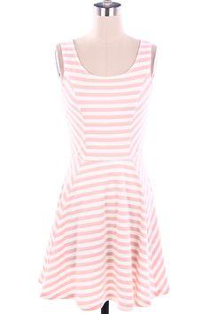 Striped Dress  www.lalavellaboutique.com  $31  Lala Vella Boutique