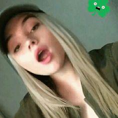 Natalie Alyn Lind Kiss