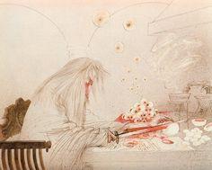 Beloved British Artist Ralph Steadman Illustrates the Life of Leonardo da Vinci | Brain Pickings