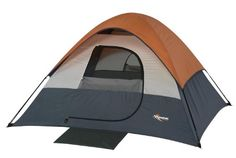 Mountain Trails Twin Peaks Tent  3 Person >>> Click on the image for additional details.