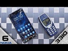 """Nokian uusi älypuhelin päihitti """"tuhoutumattoman"""" 3310:n - kovaa kamaa kestävyystestissä"""