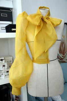 Fashion sketchbook drawings fabric manipulation for 2019 Fashion Sewing, Diy Fashion, Trendy Fashion, Ideias Fashion, Fashion Outfits, Womens Fashion, Origami Fashion, Fashion Fabric, Fashion Trends