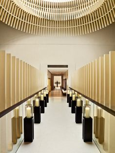 The Upper house, boutique hotel in Hong Kong designed by Andre Fu (AFSO design studio)