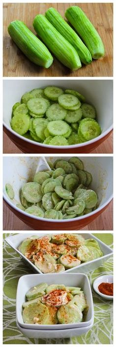 Al's Famous Hungarian Cucumber Salad - Recipebest