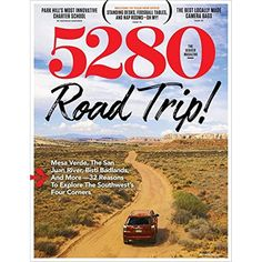 5280 - Fifty Two Eighty         -- Visit the image link more details. (This is an affiliate link) #MagazineSubscriptions