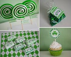 St Patrick's Day Party Table Ideas | St Patrick's Day