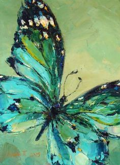 #Art #Butterflies - Pavel Guzenko http://www.ablankcanvas.net BTW, check out this FREE AWESOME ART APP for mobile: http://artcaffeine.imobileappsys.com/ Get Inspired!!!