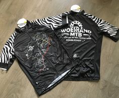 Our first batch of Woesrand Cycling shirts have arrived