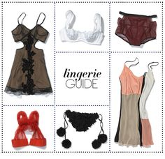 Underneath It All: Vogue's Guide to Lingerie - Vogue
