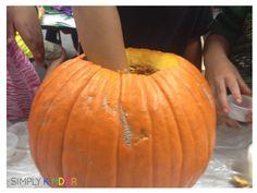Planting Pumpkins in
