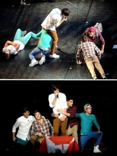 What Can We Do To Annoy Harry During His Intense Solo, also known as What Makes You Beautiful.