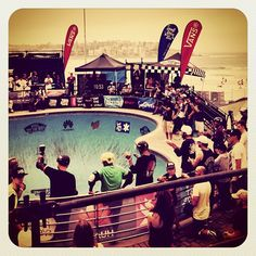 Bondi Bowl-a-Rama at its Best! #bowlarama #atbondi #bondi #skateboarding #skate #sydney #skating #australia #vans #event