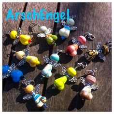 ArschEngel  https://www.facebook.com/pages/Wildlife-Beads/1381107028822932