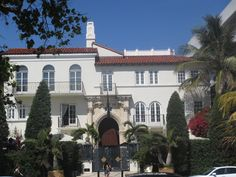 Day #10 - Versace Mansion - apparently the 3rd most photographed building in the US @Art Deco Area, South Beach