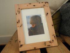 --TUNDRA--Bilderrahmen aus Treibholz  von Zen-Art auf DaWanda.com