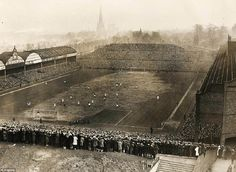 VILLA PARK, Casa de ASTON VILLA FOOTBALL CLUB, 1935 - #Aston Villa #Quiz #Villa