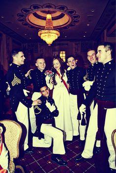 Debutante from the International Debutante Ball at New York City's Waldorf Astoria Hotel