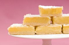 Light & Luscious Dessert Recipe: Lemon Bars