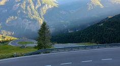 Downhill Austria, Mountains, Nature, Travel, Naturaleza, Viajes, Trips, Nature Illustration, Outdoors